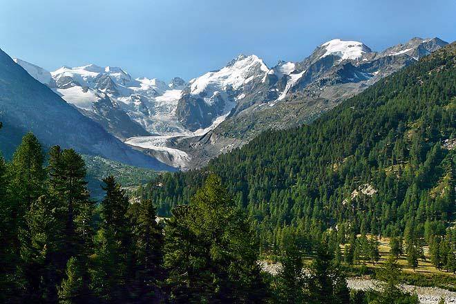 Glacier du Morteratsch