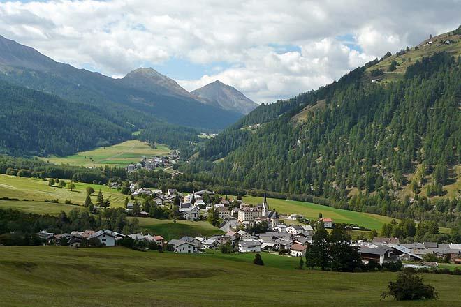 Santa Maria Val Müstair