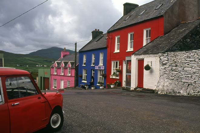 Irlande, Eyeries