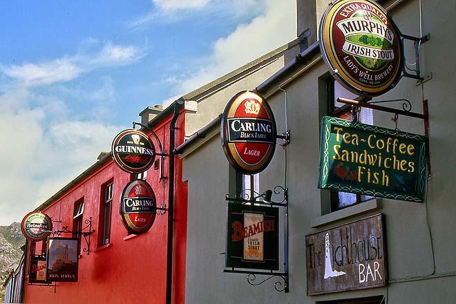 Irlande, Pub