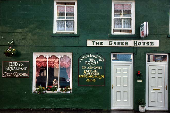 Irlande, the green house