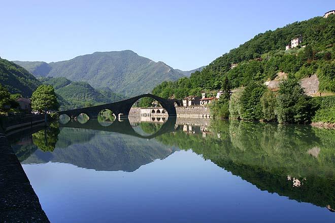 Toscane, Ponte-della-Maddalena