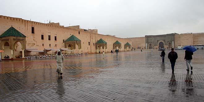 Maroc, Meknès