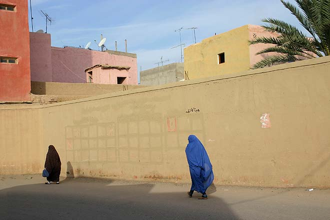 Maroc, Femmes de Taroudant