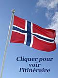 Norvege itineraire