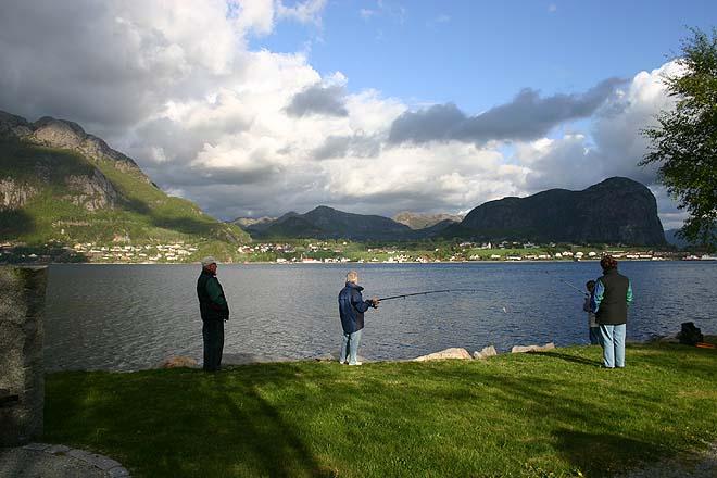 Norvege Lysefjorden