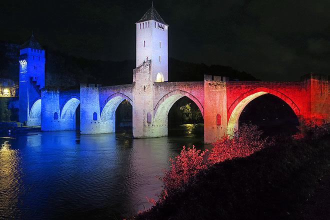 Cahors Pont-Valentré