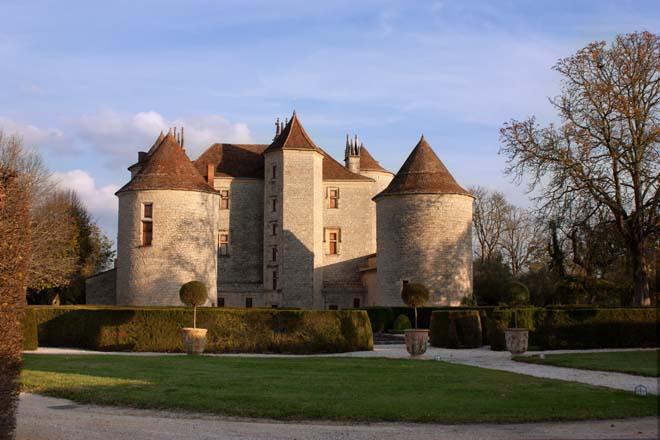 Caillac, Château Lagrézette