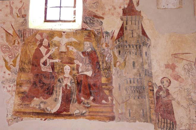 Puy-l'Evêque, Martignac, église St-Pierre-ès-liens