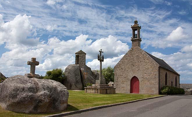 Brignogan, chapelle Pol