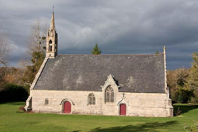 29 Clohars-Carnoet Chapelle du Pouldu