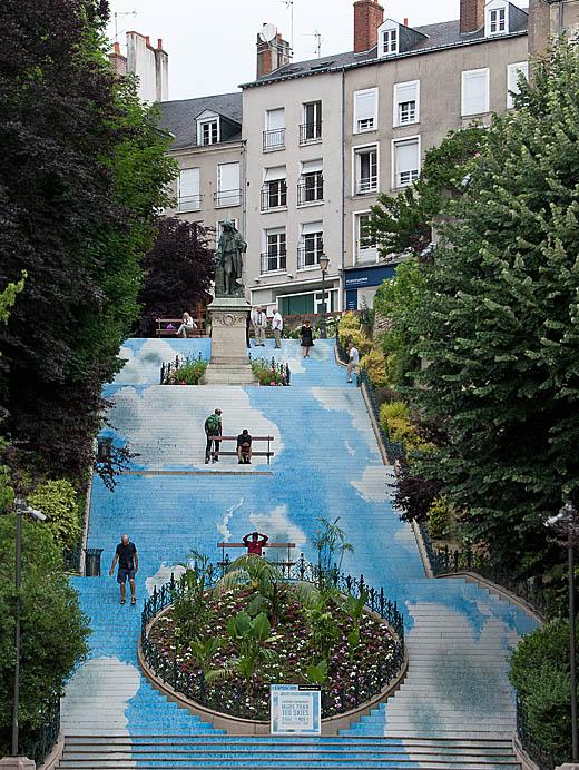 Escalier Denis Papin