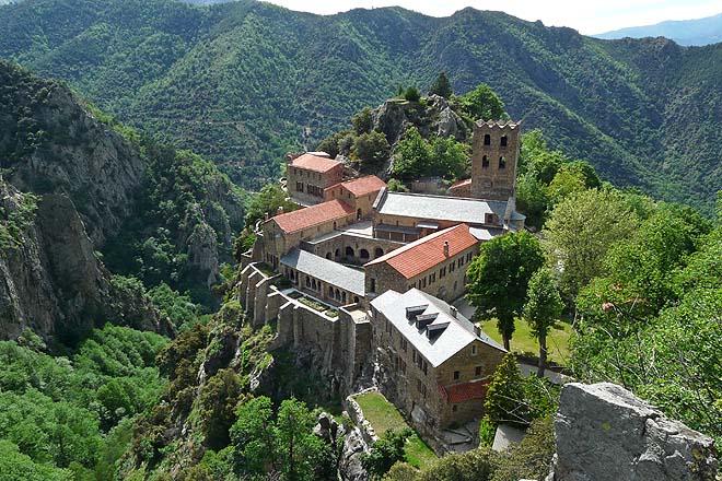 Abbaye de Saint-Martin-du-Canigou