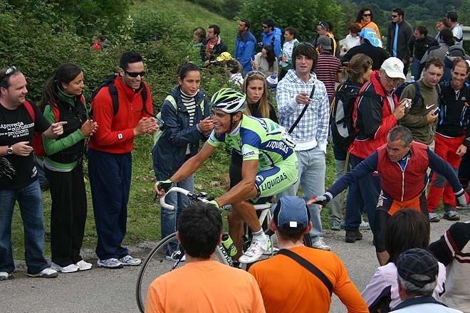 Vuelta 2008, Angliru