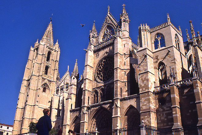 León Cathedrale