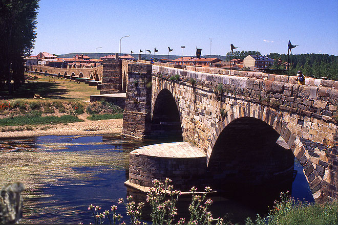 Pont de Hospital de Orbigo