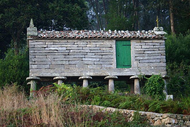 Horreo de Galice