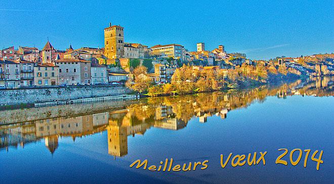 Cahors, quartier des Soubirous